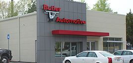 Location Evans | Butler Automotive