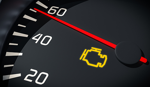 Check Engine Image | Butler Automotive