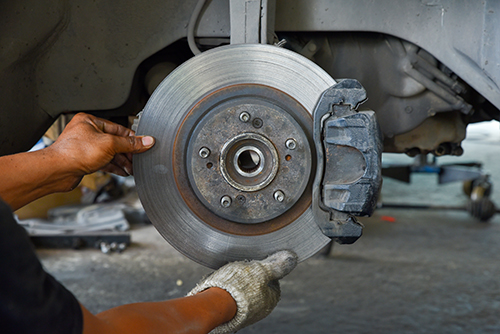 Brake Repair Image | Butler Automotive